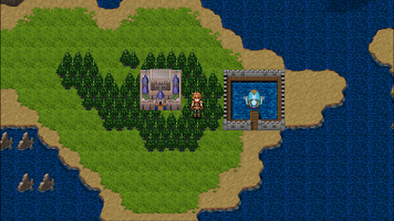 Screenshot of RPG Alphadia Genesis