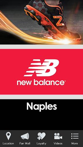 New Balance Naples