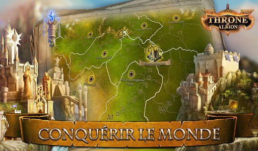 Throne of Albion-stratégie MMO