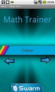 Math Trainer Pro- screenshot thumbnail