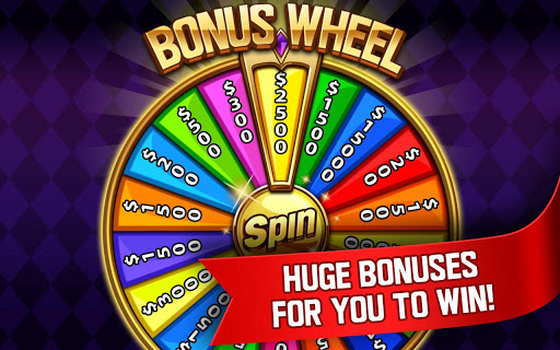 Lucky slots spam
