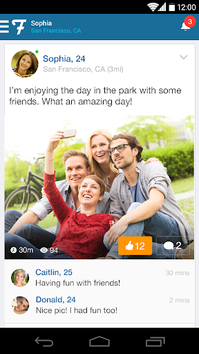 Dating site flurv