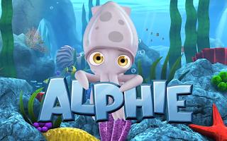 Screenshot of Alphie the Squid