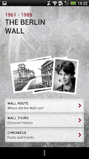 The Berlin Wall- screenshot thumbnail