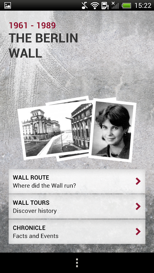 The Berlin Wall- screenshot