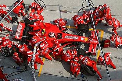 Formula One Seasons Formula 1 Ferrari Team