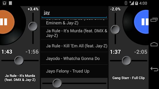 Party Mixer - DJ player app - screenshot thumbnail