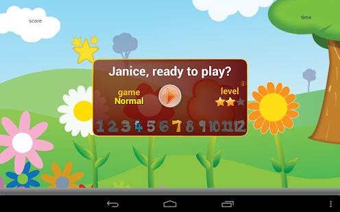 Times Tables Game (free)- screenshot thumbnail