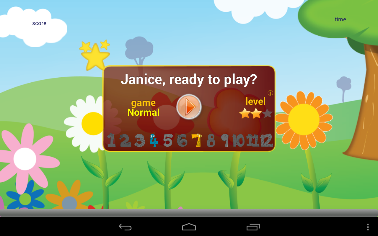 Times Tables Game (free)- screenshot