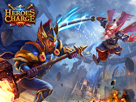 Screenshot of Heroes Charge