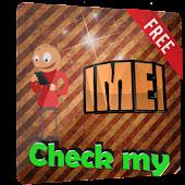 Check my IMEI