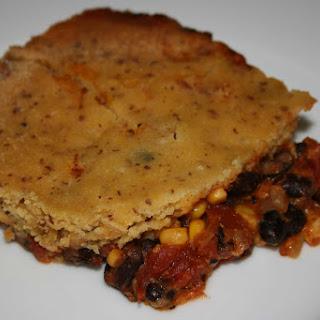 CrockPot Tamale Pie.