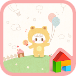 petit honey happy dodol theme