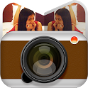 decalcomanie camera icon