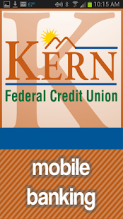 Kern FCU Mobile - screenshot thumbnail