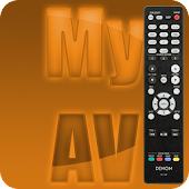 RXV+BD+TV Remote for Yamaha