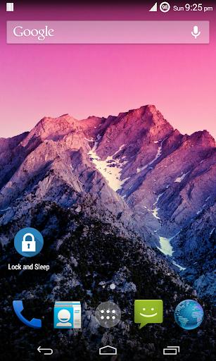 Lock and Sleep