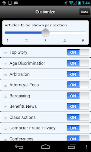 ELD Mobile for Android - screenshot thumbnail