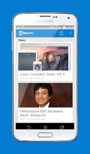 Tribun Touch Tribunnews.com