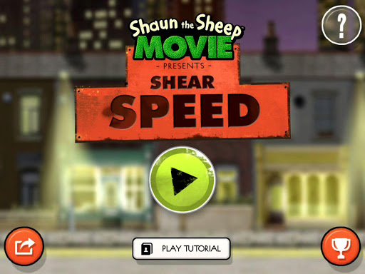 Shaun the Sheep - Shear Speed  screenshots 11