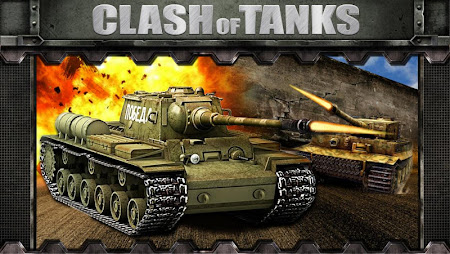 Boom! Tanks War 2014 FREE 1.0.8 screenshot 52744