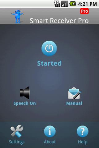 Smart Receiver Pro - screenshot