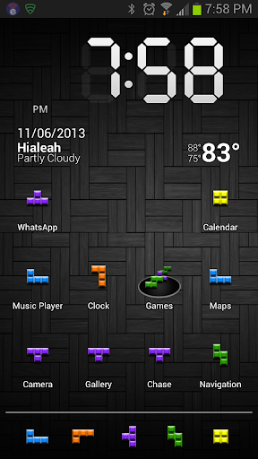 Icon Pack: Tetroids