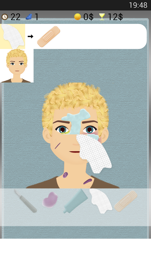 Skin Doctor Games - screenshot