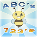 Abc's & 123′s logo