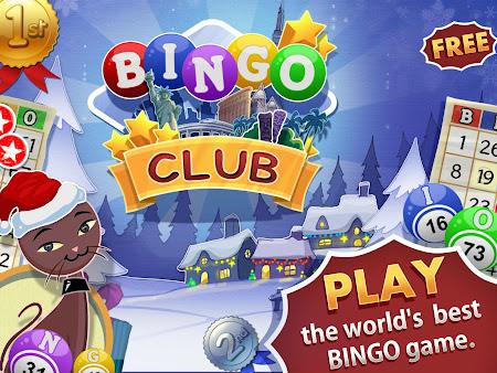 BINGO Club -FREE Holiday Bingo 2.5.5 screenshot 367301