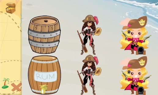 海盜 遊戲的孩子