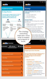 Strategy & Consulting Jobjuice- screenshot thumbnail