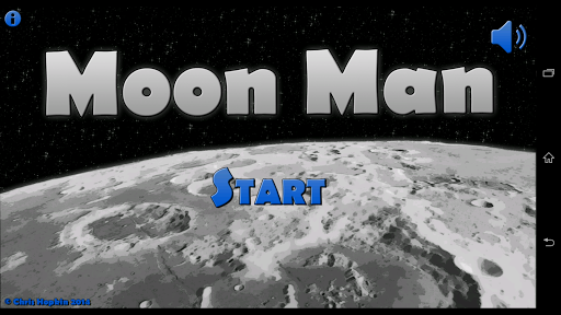 Moon Man - Space Adventurer! Screenshot