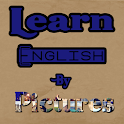 Learn English By Pictures icon