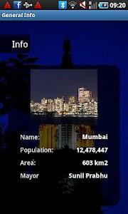 Mumbai Travel Guide screenshot 1
