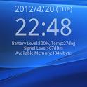 Sslwp (シンプルなライブ壁紙) icon