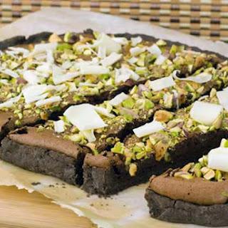 Gluten Free Chocolate Pistachio Galette