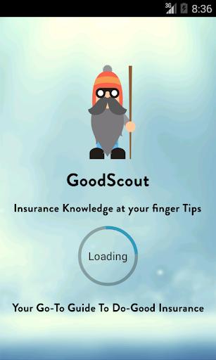 GoodScout Insurance App