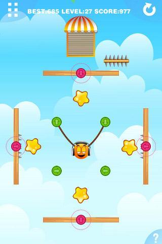 Gravity Orange 2 - screenshot