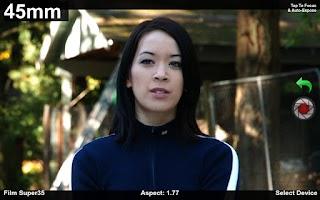 Screenshot of Shot Designer