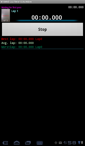Mini4WD Lap Timer V2 byNSDev 1.2.3 Windows u7528 5