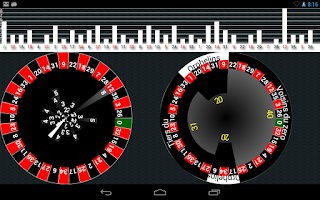 Screenshot of Roulette Profesional Free