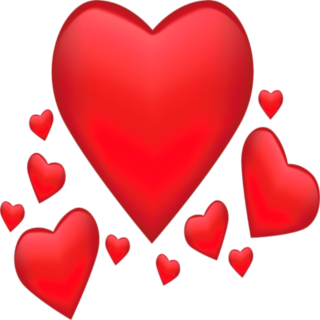 Widgets store: Hearts Set