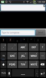 Perfect Keyboard Free screenshot 1