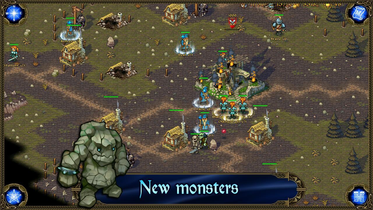 Majesty: Northern Expansion screenshot #9