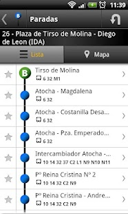 Madrid Bus - screenshot thumbnail