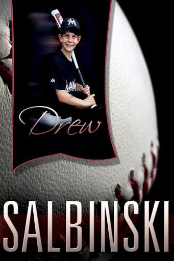 Drew's Baseball App