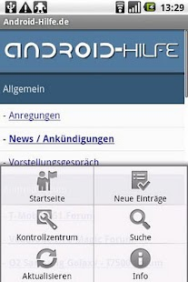 Android-Hilfe.de (Old) - screenshot thumbnail
