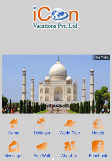 Icon Vacations