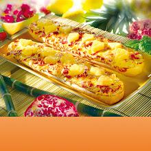 Abbildung Hawaii-Baguette